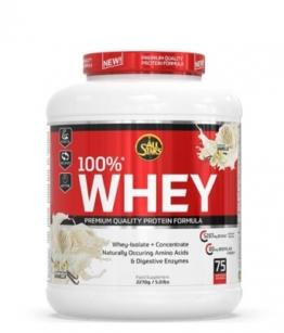 All-Stars 100% Whey Protein, 2270g Strawberry