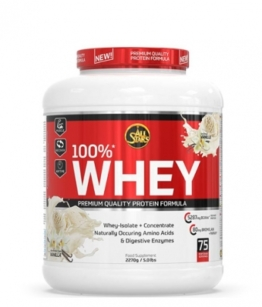 All-Stars 100% Whey Protein, 2270g Vanilla