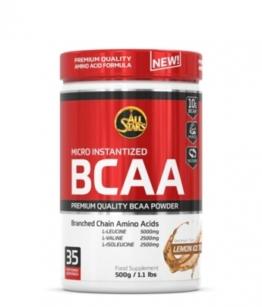 All-Stars BCAA Powder, 500g Lemon Ice Tea