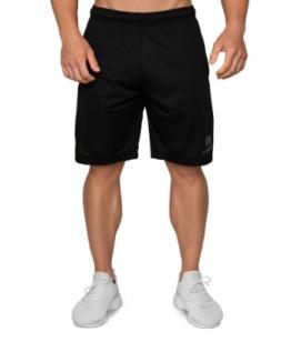 ESN Athlete Shorts, Black 2XL