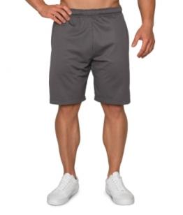 ESN Athlete Shorts, Grey 2XL