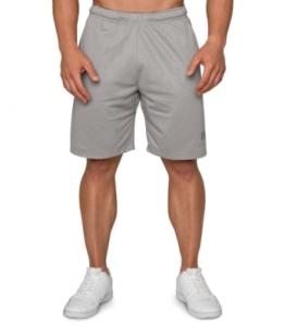 ESN Athlete Shorts, Grey-Sand S