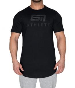ESN Athlete T-Shirt, Black 3XL