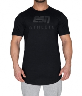 ESN Athlete T-Shirt, Black S