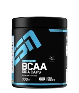 ESN BCAA Giga Caps, 300 Kaps.