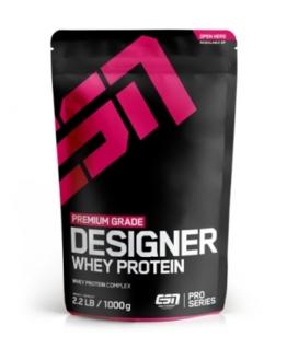ESN Designer Whey, 1000g Standbeutel Natural