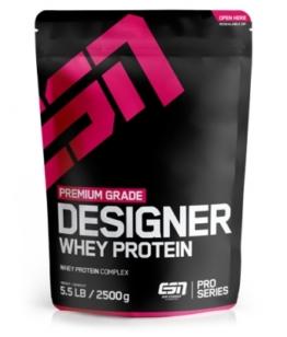 ESN Designer Whey, 2500g Big Pack White Chocolate-Hazelnut