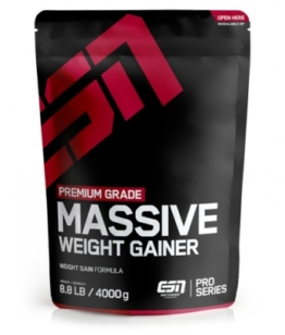 ESN Massive Weight Gainer, 4000g Chocolate Cream