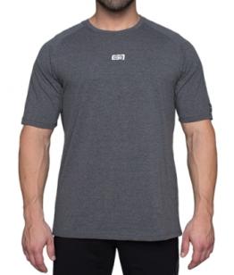 ESN Premium T-Shirt, Antracite Melange S