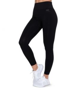 ESN Pure Seamless Leggings, Black S-M