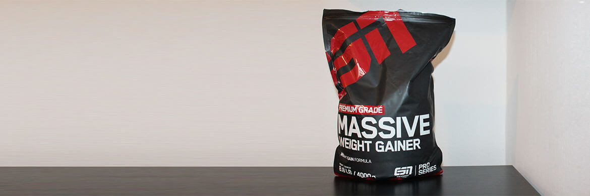 4000g des ESN Massive Weight Gainer