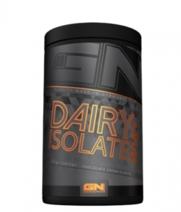GN Laboratories 100% Dairy Whey Isolate, 750g Vanilla Crema