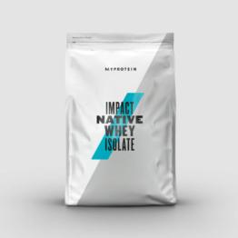 Impact Native Whey Isolat - 2.5kg - Natürliche Schokolade