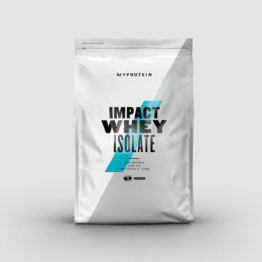 Impact Whey Isolate - 5kg - Natürliche Erdbeere