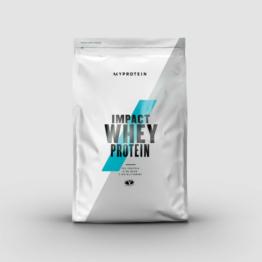 Impact Whey Protein - 1kg - Stevia - Heidelbeere und Himbeere