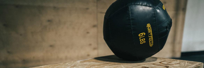 Medizinball als Trainingsequipment