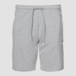 MP Herren Form Sweatshorts - Grey Marl - XXL