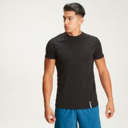 MP Herren Luxe Classic Crew T-Shirt - Schwarz - XL