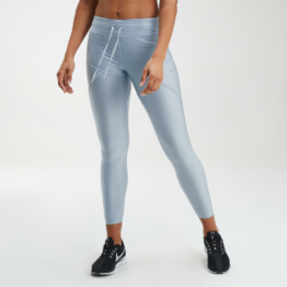MP Velocity Damen-Leggings – Hellblau - XXS