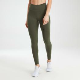 MP Women's Essentials Leggings - Dark Olive - XXS