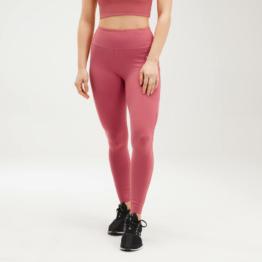 MP Women's Power Mesh Leggings - Berry Pink - L