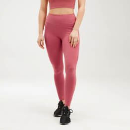 MP Women's Power Mesh Leggings - Berry Pink - M