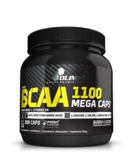 Olimp BCAA Mega Caps, 300 Kaps.