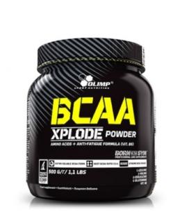 Olimp BCAA Xplode, 500g Cola