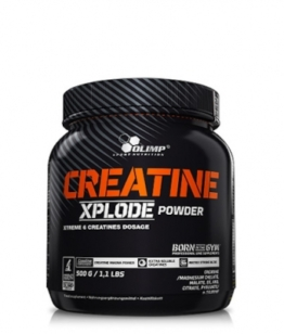 Olimp Creatine Xplode, 500g Orange