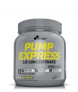 Olimp Pump Express 2.0, 660g Orange
