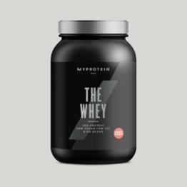 THE Whey™ - 30 Servings - 870g - Erdbeer Milchshake