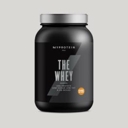 THE Whey™ - 30 Servings - 930g - Erdnussbutter