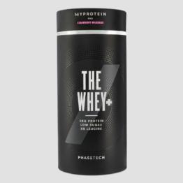 THE Whey+ - 30servings - Erdbeer Milchshake