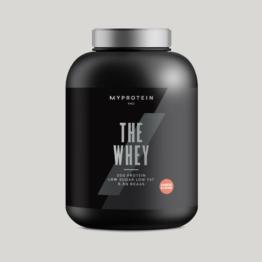 THE Whey™ - 60 Servings - 1.74kg - Erdbeer Milchshake